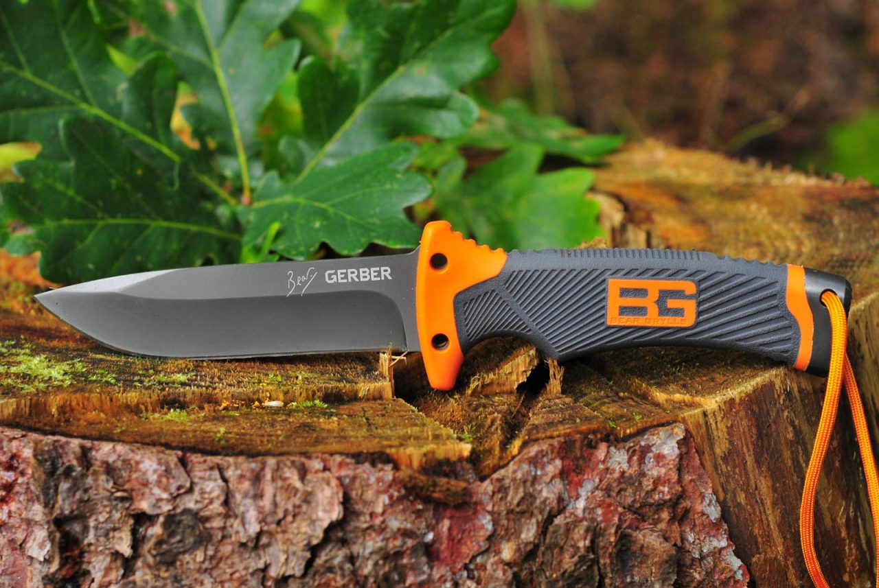nôž survival Gerber Bear Grylls Ultimate