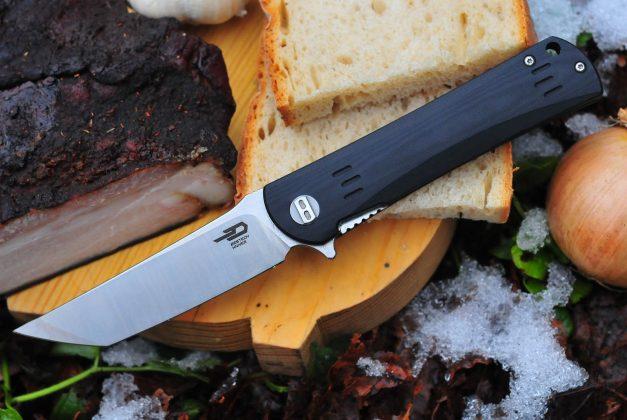 nôž Bestech Kendo BG06