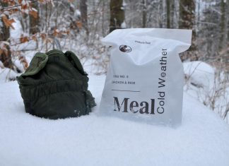 Cold Weather MRE