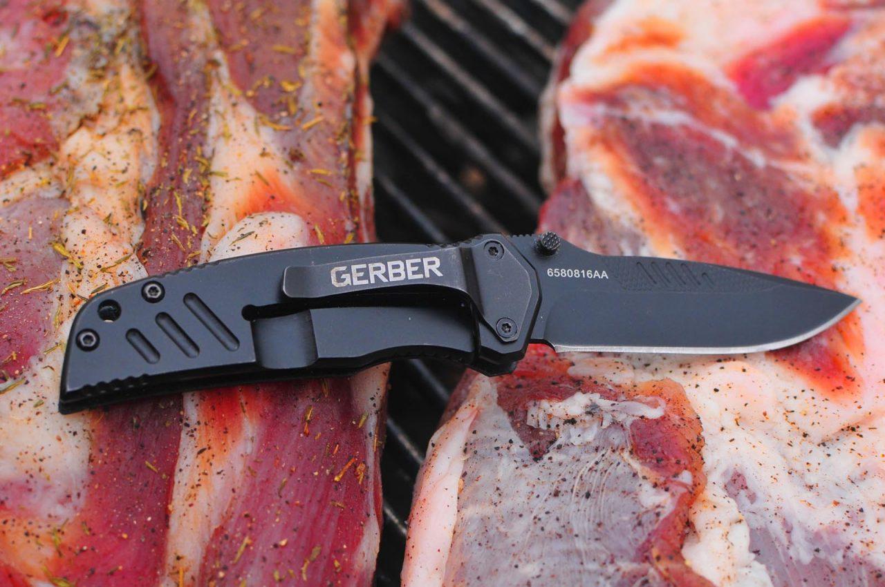 nôž Gerber Mini Swagger