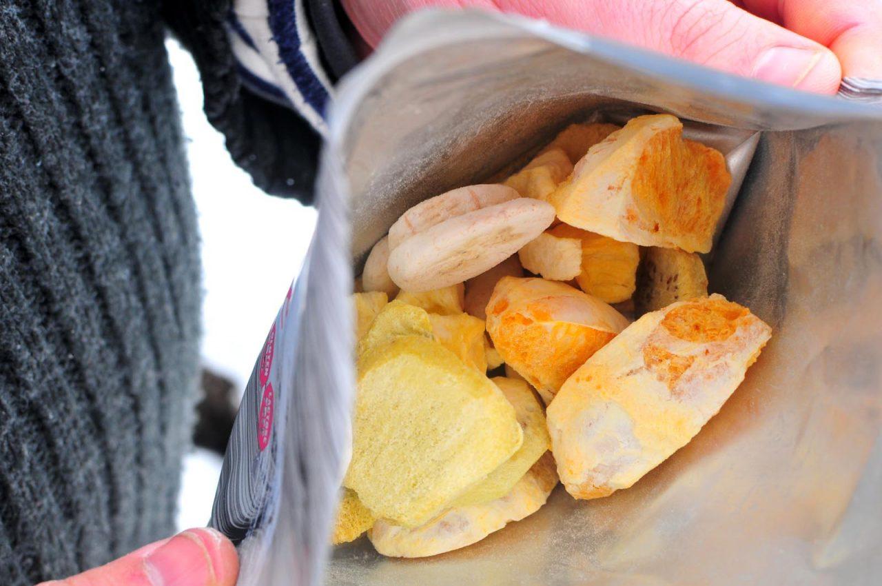 ovocné balíčky LyoFood