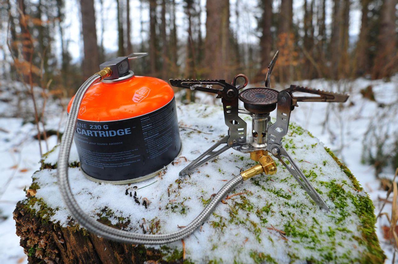 varič GSI Outdoors Pinnacle 4 Season Stove