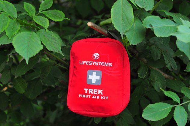 lekárnička Lifesystems Trek First Aid Kit