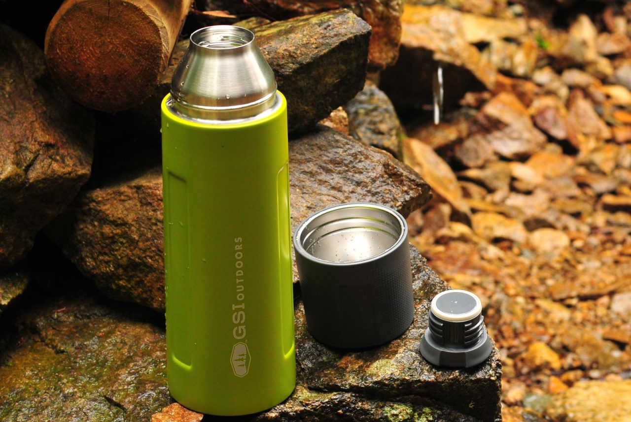 GSI Outdoors Glacier Stainless Vacuum Bottle
