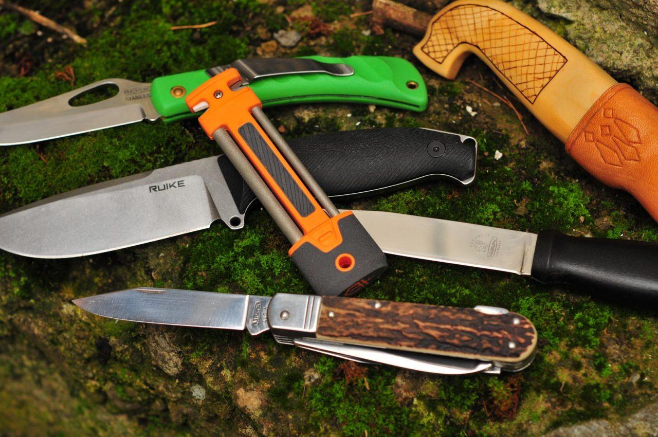 brúska Gerber Bear Grylls Field Sharpener