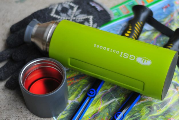 termoska GSI Outdoors Glacier Stainless Vacuum Bottle