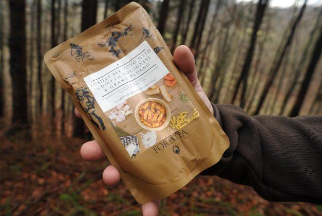 hotové jedlá Forestia