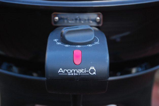 elektrický gril Tefal Aromati-Q 3v1 BG916