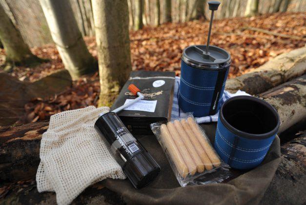 mlynček na kávu GSI Outdoors Java Mill
