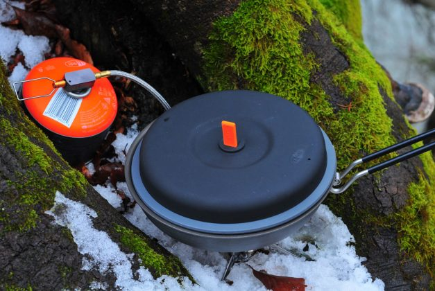 panvička GSI Outdoors Pinnacle Frypan