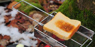 hriankovač GSI Outdoors Glacier Stainless Toaster