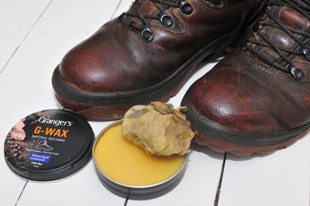 vosk na obuv Granger´s G-Wax
