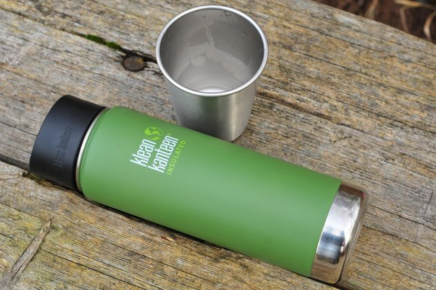 termoska Klean Kanteen Insulated Wide 592ml