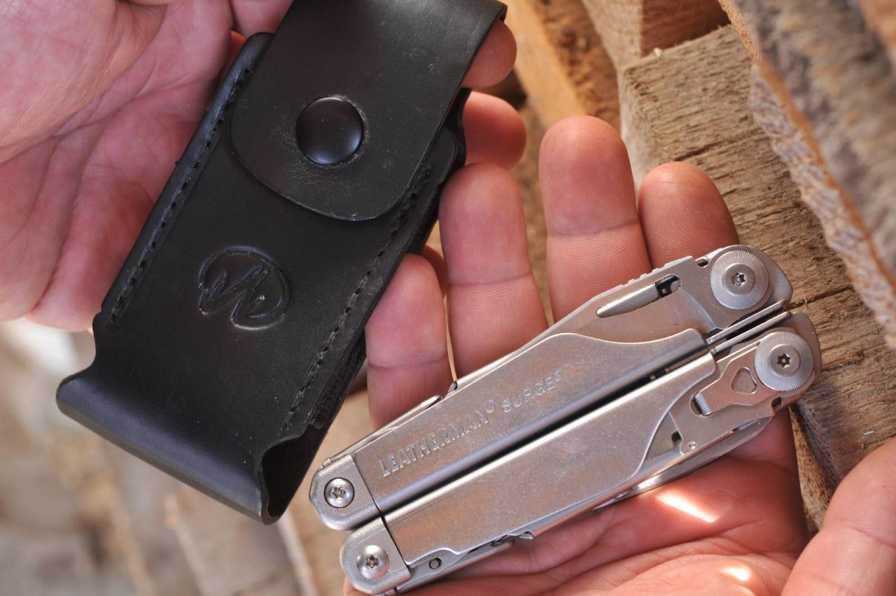 multináradie Leatherman Surge
