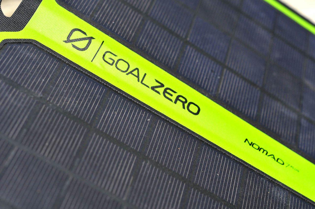 Goal Zero Nomad 7 PLUS