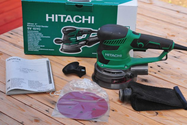 Hitachi SV 15YC