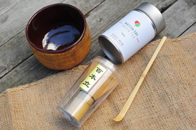 čaj Matcha Day