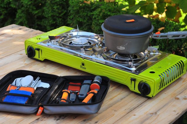 GSI Outdoors Destination Kitchen Kit Set 24