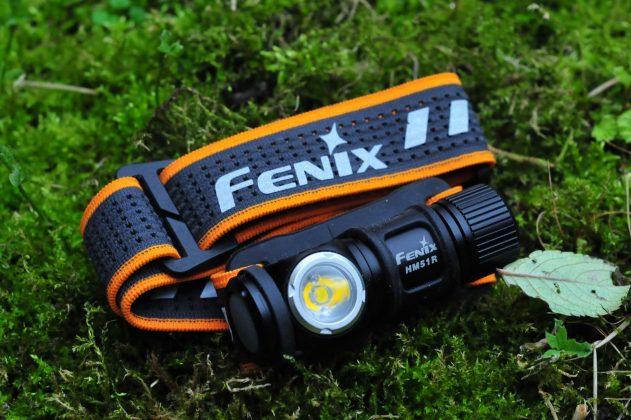 Fenix HM51 Ruby
