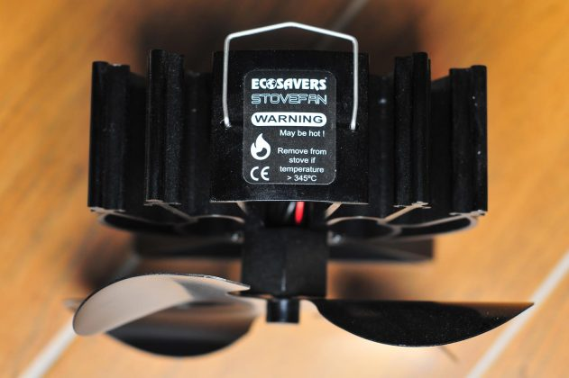 Ecosavers Stove Fan Basic