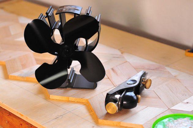 Ecosavers Stove Fan Basic