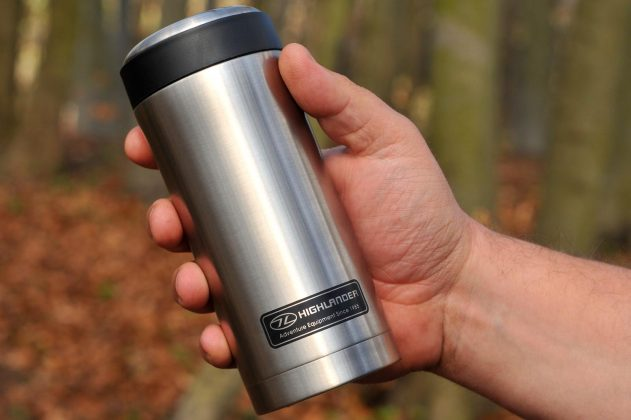Highlander Sealed Thermal Mug